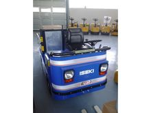 2015 Iseki Ecart 524 Electric p