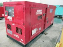 Used Generators for sale in Bangkok, Thailand  Denyo equipment