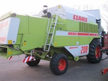 Used 1995 Claas Dom.