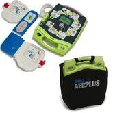 Zoll AED Plus Defibrillator Pac