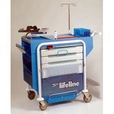 Metro Lifeline Crash Cart