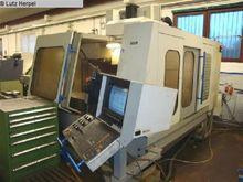 MIKRON VHC 750 _ TNC 407 Granul