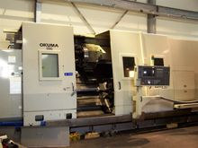 Used OKUMA LU 45M CN