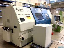 NILES-SIMMONS N 20 x 2000 CNC L
