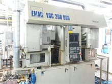 EMAG VSC 200 Duo Vertical Turni
