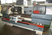 MAS Hiturn MT 50 Lathe - cycle
