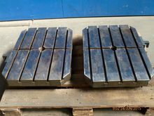 Used Aufspannplatte