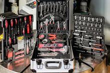 Werkzeugkoffer Alu Tool Trolley