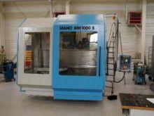 MAHO MH 1000 S Granulat convery