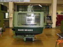 Used MAHO MH 600 E T