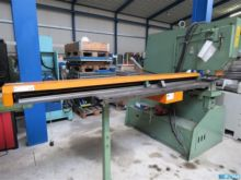 PEDDINGHAUS Hydraulic 1001 Punc