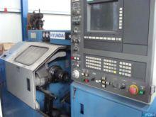 HYUNDAI HiT 15 S CNC Lathe
