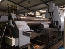 LUTHER Rolls bending machine -