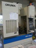 1995 OKUMA MX-45VA milling mach
