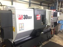 Used HAAS ST-30SSY C