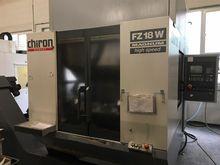 Used CHIRON FZ 18 W