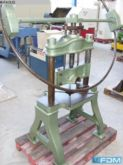 Hand-Operated Fly Press