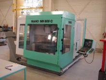 1991 MAHO MH 800 C Granulat con