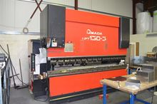 2005 AMADA HFT130-3 Hydr. press
