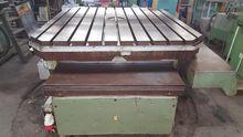 UNION Ti1800 Rotary Table - Bor