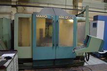 Used MAHO MH 1200S M