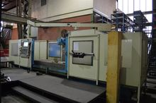 REIDEN BF5 Bed Milling Machine