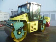 Ammann AV 85-2 Rollers