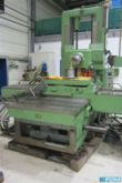 DIXI F 310 Y Table Boring and M