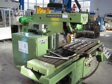 WANDERER KFH1 Milling Machine -