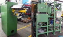 NORMATIC DY 500 X3000 coil line