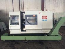 1995 TRAUB TND 400 CNC Lathe
