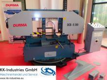 Used DURMA DCB-S 360