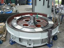 OMOS SSK50-55 CNC Vertical Turr
