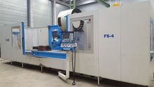 2007 CME FS-04 Bed Milling Mach