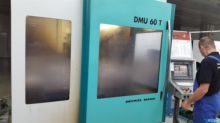 1998 DECKEL-MAHO DMU 60 T Machi