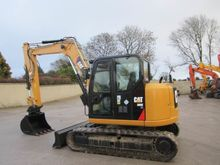 Mini excavators  7t - 12t Cater