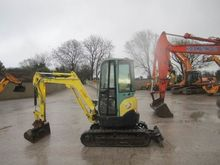 Mini excavators < 7t (mini digg