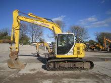 2008 Crawler excavators Case