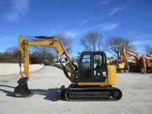 Mini excavators  7t - 12t Cater