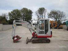 2006 Mini excavators < 7t (mini