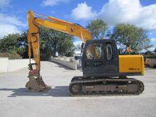 2010 Crawler excavators Hyundai