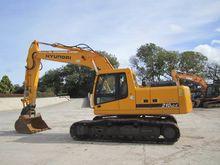 2006 Crawler excavators Hyundai