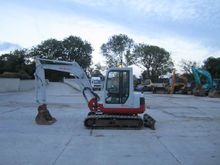 2005 Mini excavators < 7t (mini