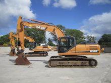 2009 Crawler excavators Case