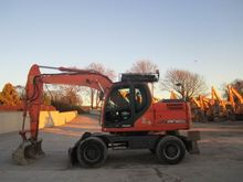 2009 Wheeled excavators Doosan