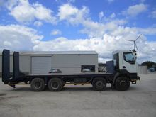 2001 Winch trucks Renault