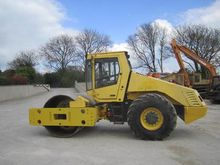 Used Bomag BW216 in
