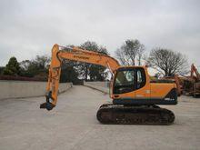 2013 Crawler excavators Hyundai