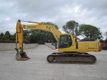 Crawler excavators Komatsu