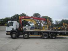 Used 2007 Scania P 3